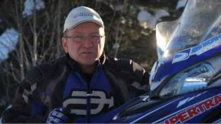 2. Snowmobile Test: Yamaha RS Vector L-TX GT