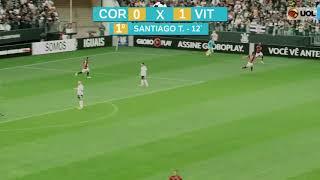 Trellez recebe de Neilton e abre o placar para o Vitória Bem-vindo ao Canal do UOL Esporte. INSCREVA-SE NO CANAL:...