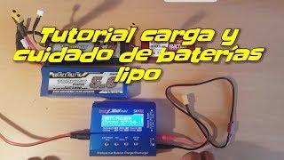 Video Como cargar baterías Lipo con Imax B6 MP3, 3GP, MP4, WEBM, AVI, FLV September 2019