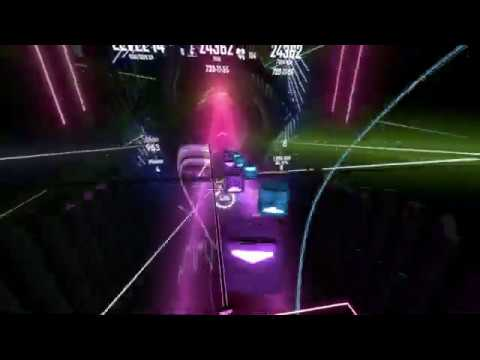Beat Saber - Freedom Drive (85 77%) 4 Misses