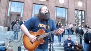 Hash Bash 2014 musical guest Laith Al-Saadi performs The Beatles song