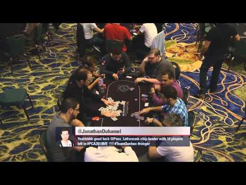 PCA 2014 Poker Event - Main Event, Episode 7   PokerStars