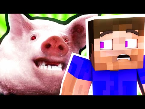МУТАНТЫ СРЕДИ НАС! :0 - Обзор Мода (Minecraft)