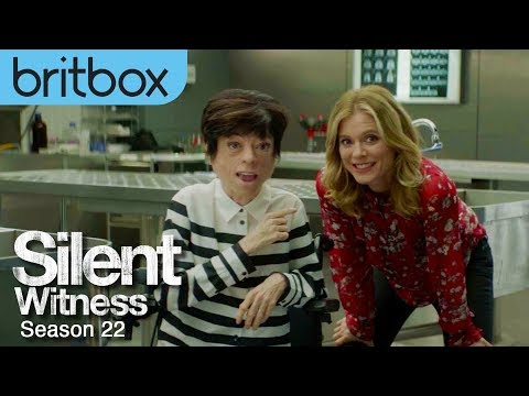 Behind the Scenes & Sneak Preview   NEW Silent Witness Season 22