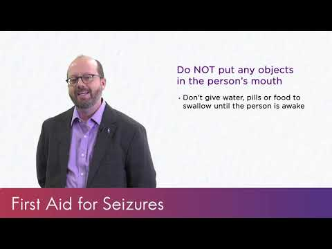 An Overview of Epilepsy and Seizure First Aid