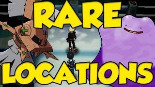 5 BEST RARE POKEMON LOCATIONS IN POKEMON SUN AND MOON - Type Null Lucation Pokemon Sun and Moon by Verlisify