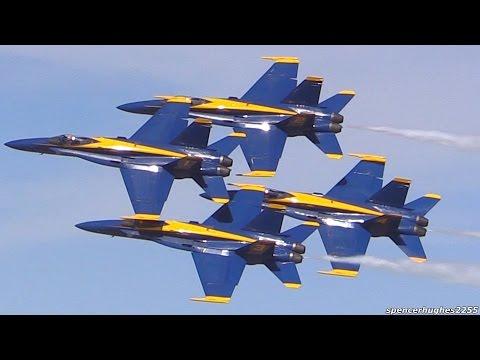 2015 U.S.N. Blue Angels (видео)
