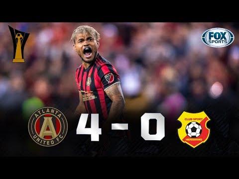 Atlanta United - Herediano [4-0]   GOLES   Octavos...