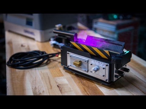 This Working, 3D-Printed Ghostbusters Trap Would Make Egon Spengler Proud