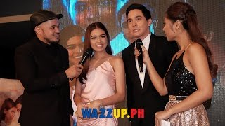 Video Imagine You and Me Premiere Night with Alden Richards and Maine Mendoza and casts MP3, 3GP, MP4, WEBM, AVI, FLV Oktober 2018