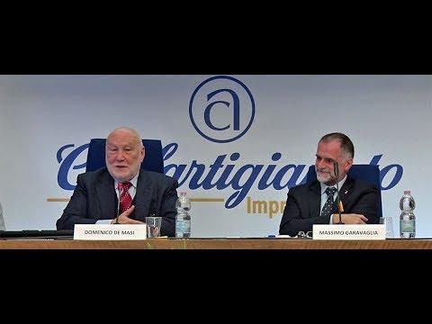 Gli Imprenditori nell'Europa di oggi. Il Servizio di Teletruria sul Convegno di Confartigianato