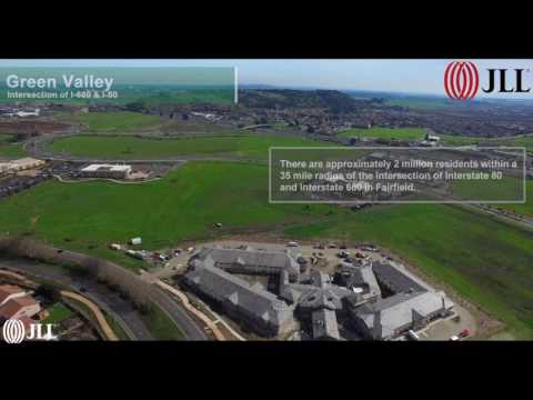 Green Valley Corporate Park – Fairfield, CA