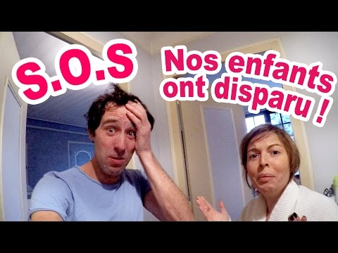 STORYTIME HALLOWEEN -  SOS Nos enfants ont disparu !