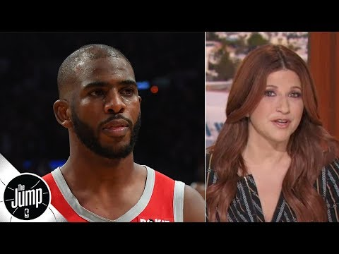 Video: Chris Paul was one of the NBA's most powerful players. Now he's stuck. - Rachel Nichols | The Jump