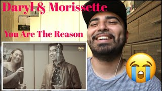 Video Reaction to You Are The Reason Cover By Daryl Ong & Morissette Amon MP3, 3GP, MP4, WEBM, AVI, FLV Juli 2018