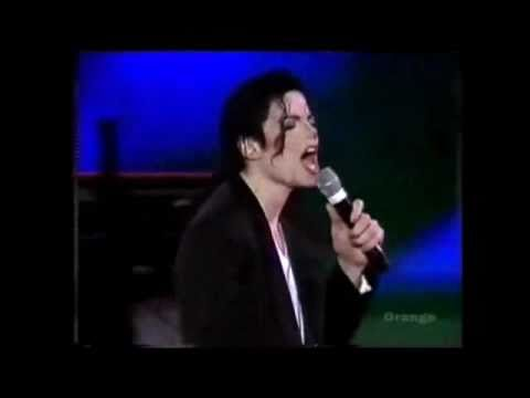 michael jackson - rock with you (special live)