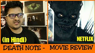 Nonton Death Note (2017) - Movie Review Film Subtitle Indonesia Streaming Movie Download