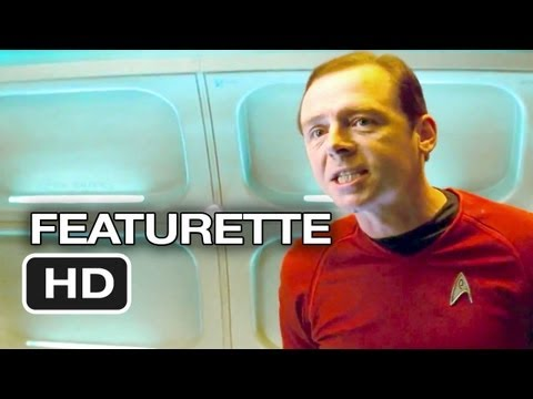 Star Trek Into Darkness Character Profile - Scotty (2013) - Chris Pine Movie HD