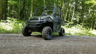 5. 2016 Polaris Ranger XP Review