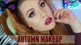 Fall/Autumn Makeup| Flawless look