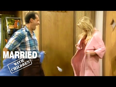 Kelly And Al Are Faking It! | Married With Children