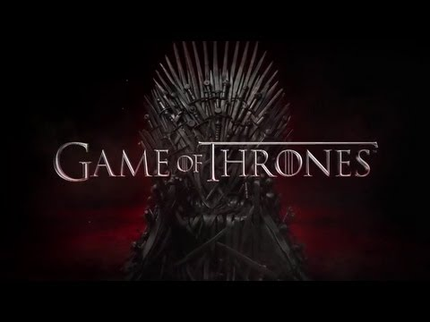 Game of Thrones US Launch Trailer