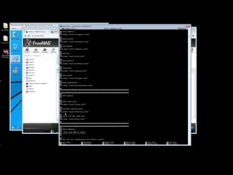 How to Install Owncloud in a FreeNAS jail. (using lighttpd from scratch)