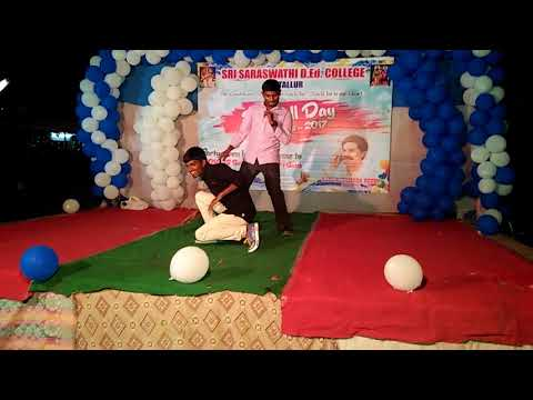 Video Nee kobapattal naanum song murali performance in degree college thalluru download in MP3, 3GP, MP4, WEBM, AVI, FLV January 2017