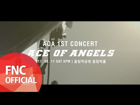2017 AOA 1ST CONCERT [ACE OF ANGELS] IN SEOUL_SPECIAL POSTER TEASER
