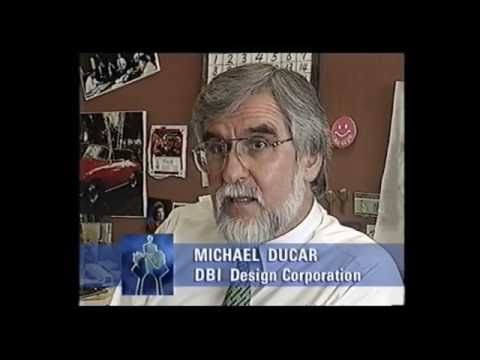 1991 Ethnic Business Awards Finalist – Business Migration Category – Michael Ducar – DBI Designs Corporation