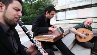 Silent Cue (Vazgeçtim) / The Secret Trio (Ara Dinkjian, Tamer Pinarbasi & Ismail Lumanovski) Video