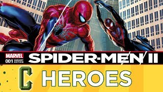 Welcome to the 118th episode of Collider Heroes, hosted by Jon Schnepp, with Amy Dallen and Robert Meyer Burnett. We bring...