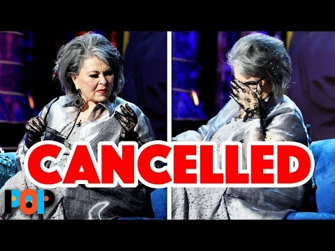 Roseanne Cancelled After Racist Tweet