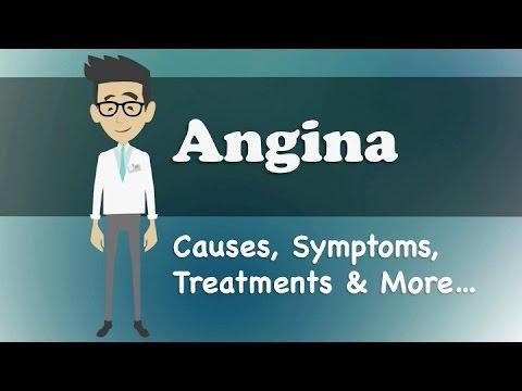 salute - i vari tipi di angina