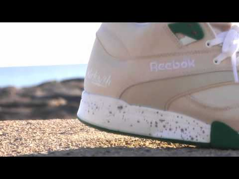 Kicks Hawaii 10th Anniversary x Reebok Court Victory Pump | Video