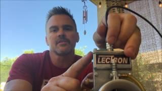 8. GasGas EC300 Lectron carb review