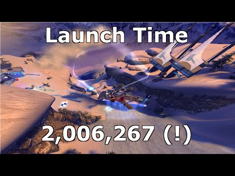 Launch Time - 2.00 million