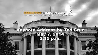 Click to play: Keynote Address by Ted Cruz - Event Audio/Video
