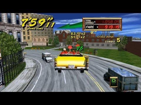 test taxi 2 dreamcast