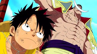 Nonton One Piece   Luffy Tells Whitebeard To Shut Up  English Dub   Hd  Film Subtitle Indonesia Streaming Movie Download