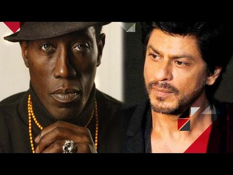 Shah Rukh Khan To Work With Wesley Snipes