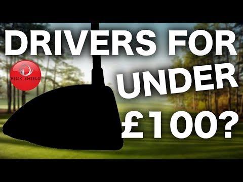 GOOD GOLF DRIVER UNDER £100?