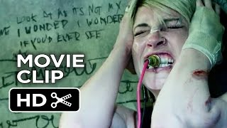The Scribbler Movie CLIP - Something Better (2014) - Katie Cassidy Sci-Fi Thriller HD
