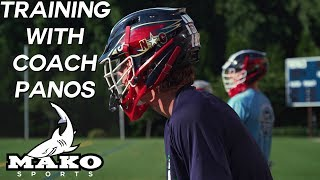 This is a fantastic opportunity to train with Coach Panos. Players will benefit from simulated game situations in full pads while having individualized skill development and personalized attention. Each training session is customized to enhance each players performance based on experience. You must prearrange your group and commitment accordingly when scheduling. Each player pays individually based on the number of players committed with a minimum being 3 players in a group per NCAA By-Laws. To register your group or for more information, please email chris@panoslacrosse.com. Music - COSMIC - Vigorous (w/ AyotheGawd)Mako Sports camera gear and film/photography gear recommendations - https://kit.com/MakoSportsLike and Subscribe for more Mako Sports Videos and Music!Instagram - @MakoSportsBusiness Inquiry's - tjstro@gmail.comLax Music playlist (YouTube) -  https://www.youtube.com/playlist?list=PL539a-XsBI3M-oh5ceMbE2i_yBhtR6xjmRent Camera Gear and Lenses - http://mbsy.co/h8rGz