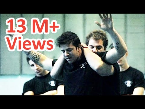KRAV MAGA TRAINING • How to escape the Full Nelson