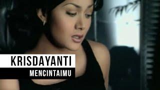 "Video Krisdayanti - ""Mencintaimu"" (Official Video) MP3, 3GP, MP4, WEBM, AVI, FLV Juli 2018"