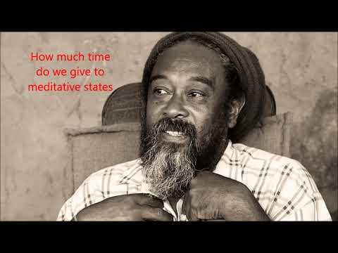 Mooji Quotes: Before the Heavens Were Made, We Were One