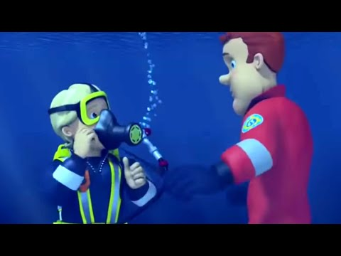 Fireman Sam full episodes | The Most Daring Underwater Rescue! 🔥Kids Movie | Videos for Kids