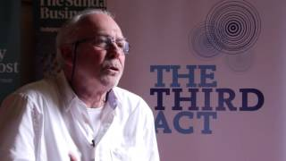 Nick Owen talks about The Third Act