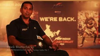 Short film - JSW Indian Squash Circuit